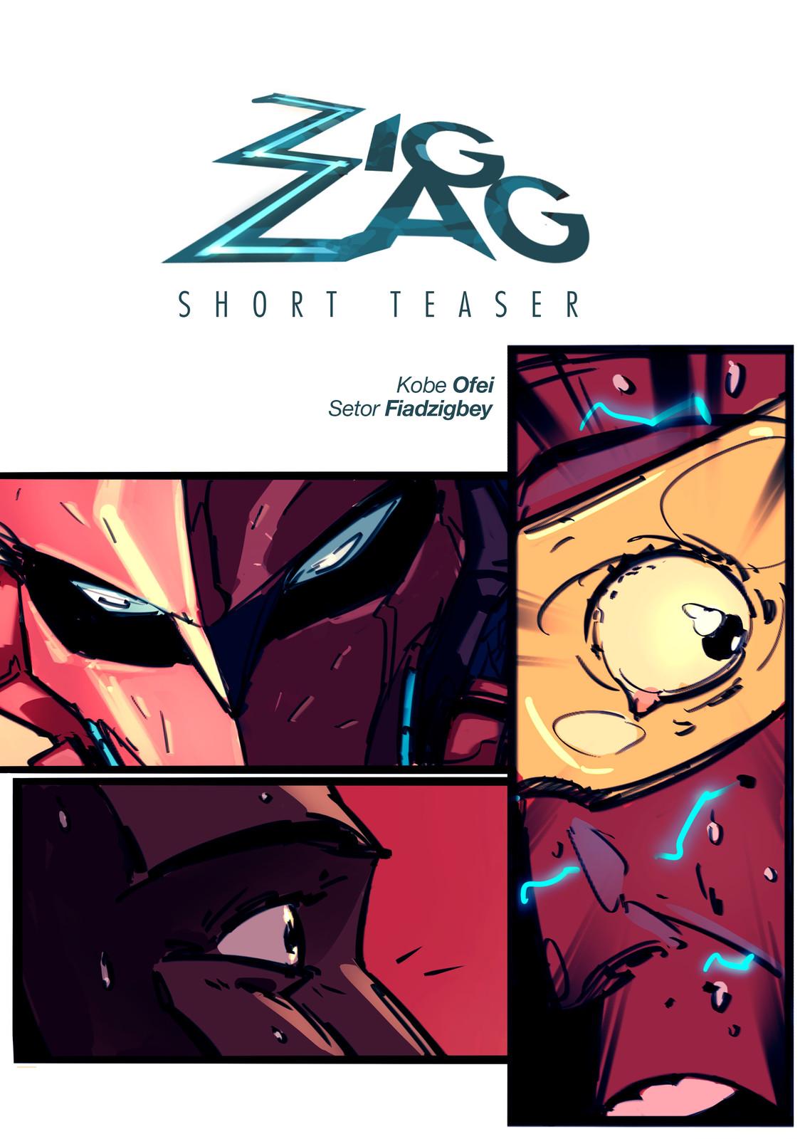 ZigZag Comic