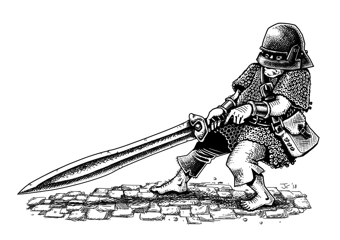 John ciarfuglia weapon size 144
