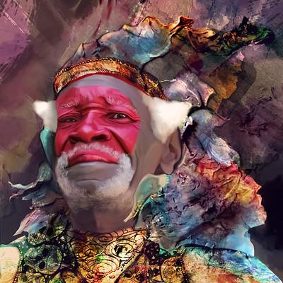 Poveda digital art vudu master
