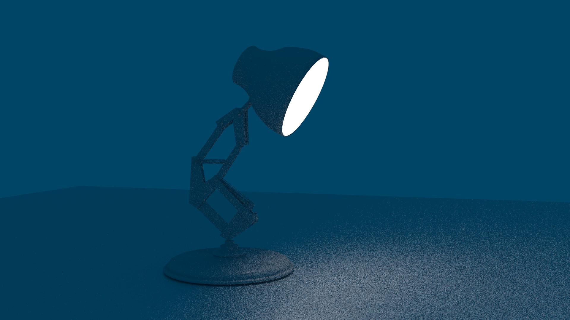artstation pixar lamp pandoyo ranuh