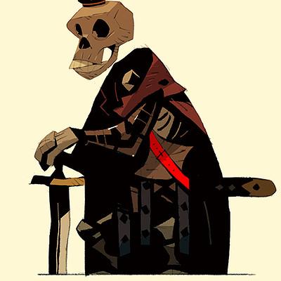Satoshi matsuura 2018 06 18 skeleton king s