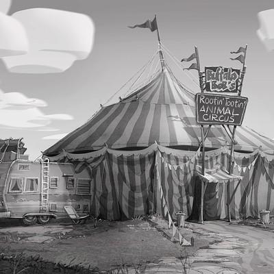 Bob's Old Animal Circus