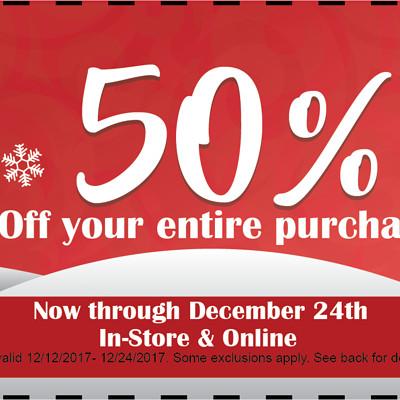 Camisha kelley holiday coupon