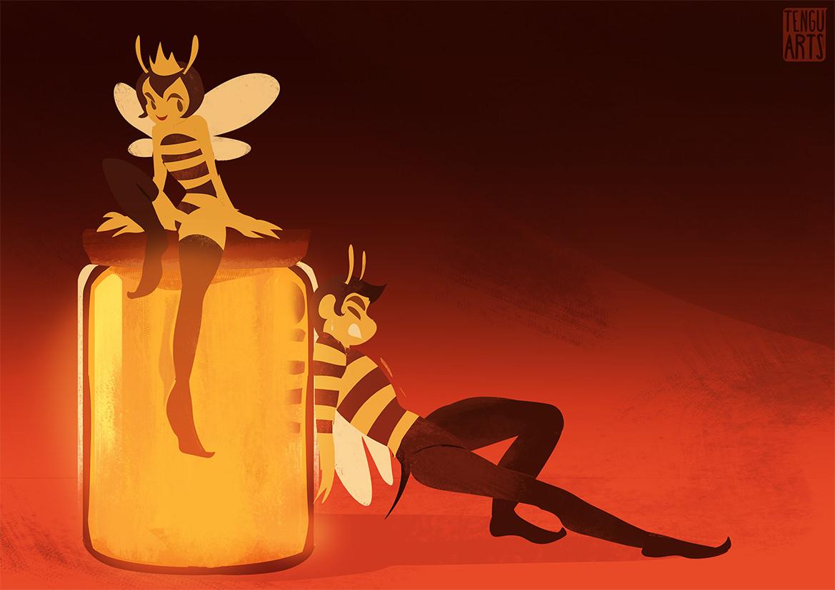 Michelle henderson honey