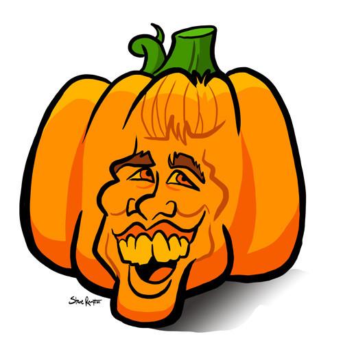 Steve rampton steve rampton pumpkin