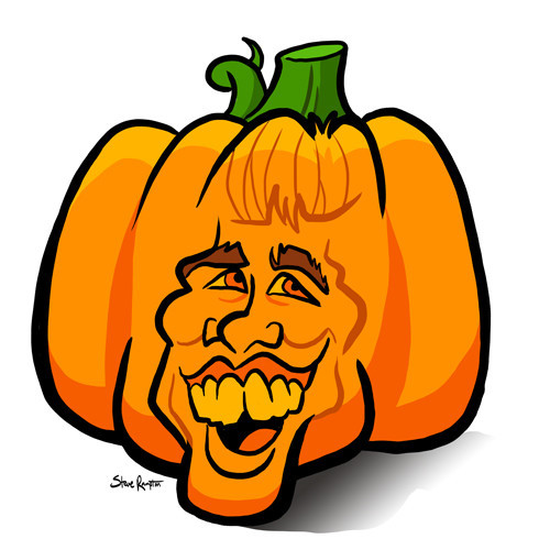 Day 18: The Dumbest Pumpkin