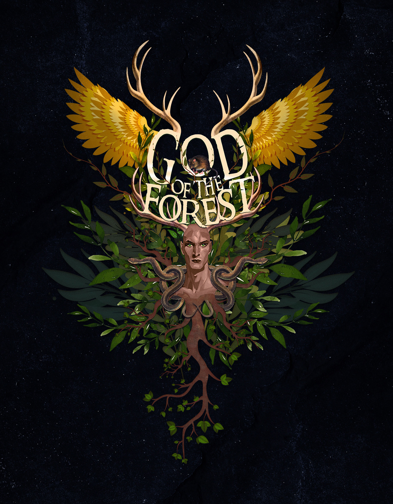 Raiyan momen god of the forest 1