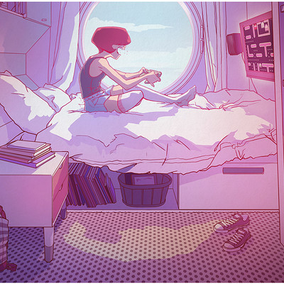 Anne quenton capsule tower girl