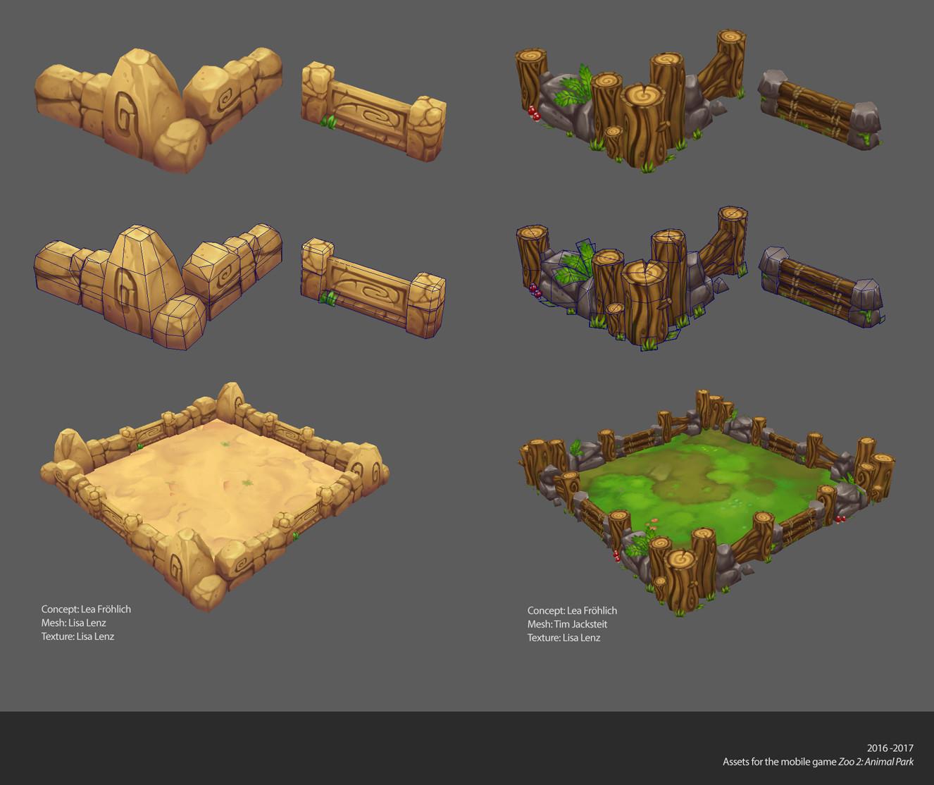 Lisa lenz enclosure screenshots s