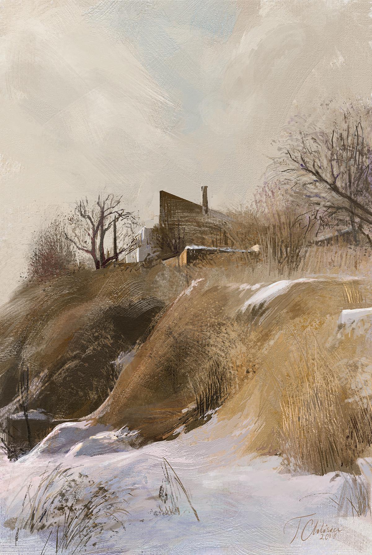 Tymoteusz chliszcz landscape77 by chliszcz