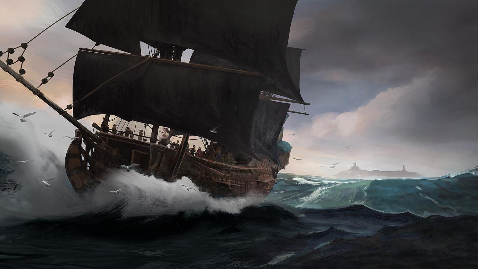 Sailing for Adventure