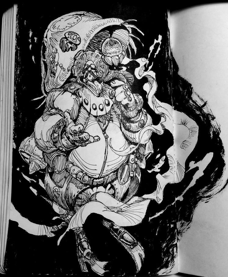 Joanna tsui sketch