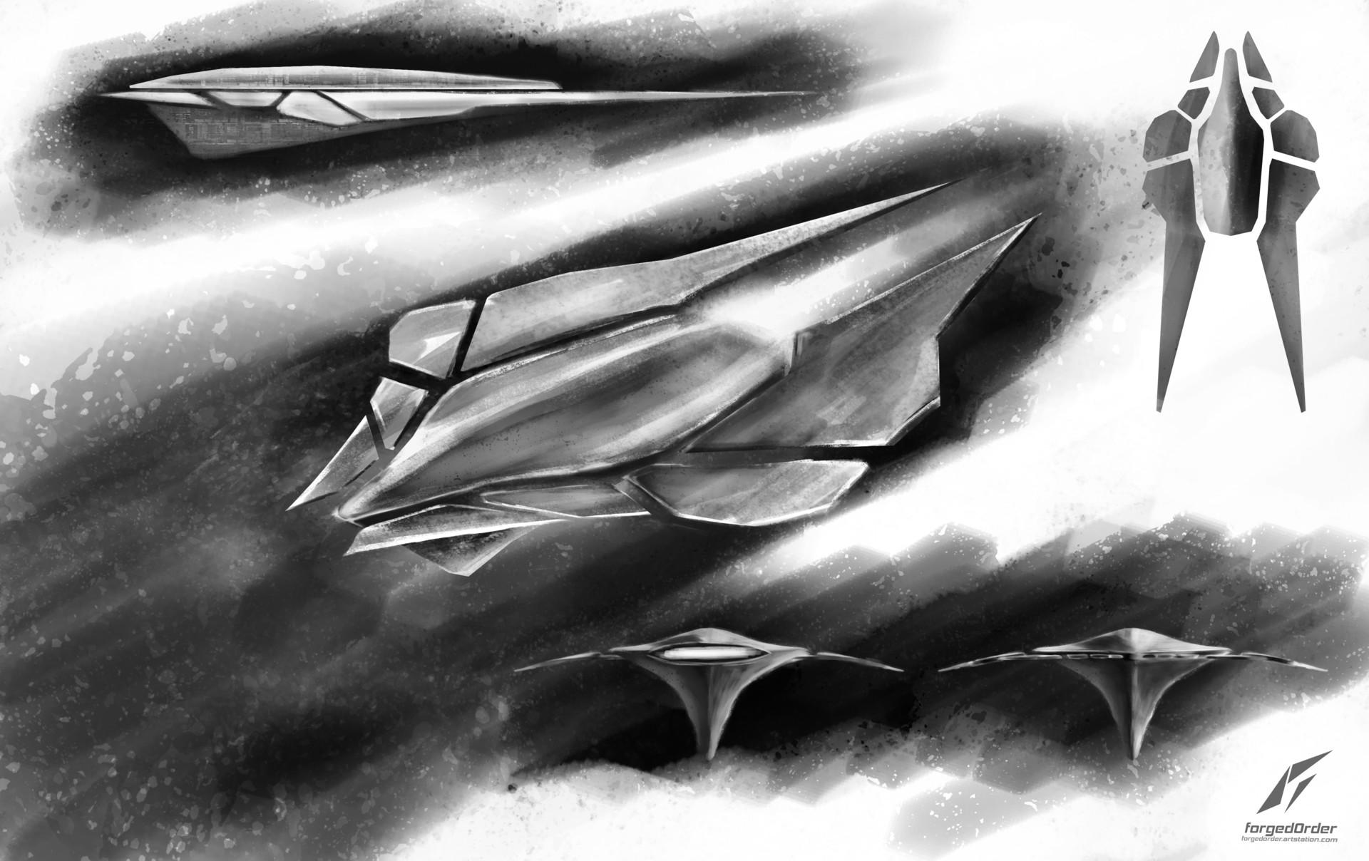 Attila gallik forgedorder intergalactic scout