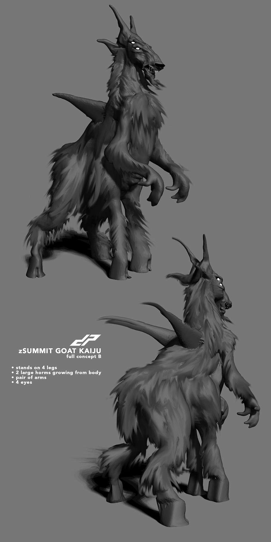 Dope pope zgoat concept b by dp