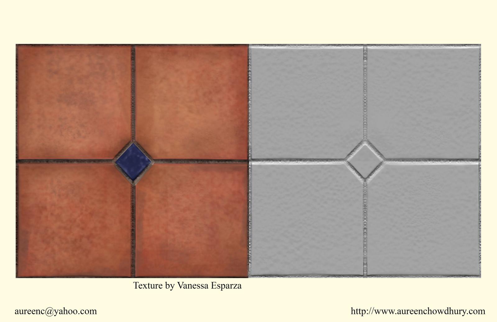 Tile - Ceramic Floor