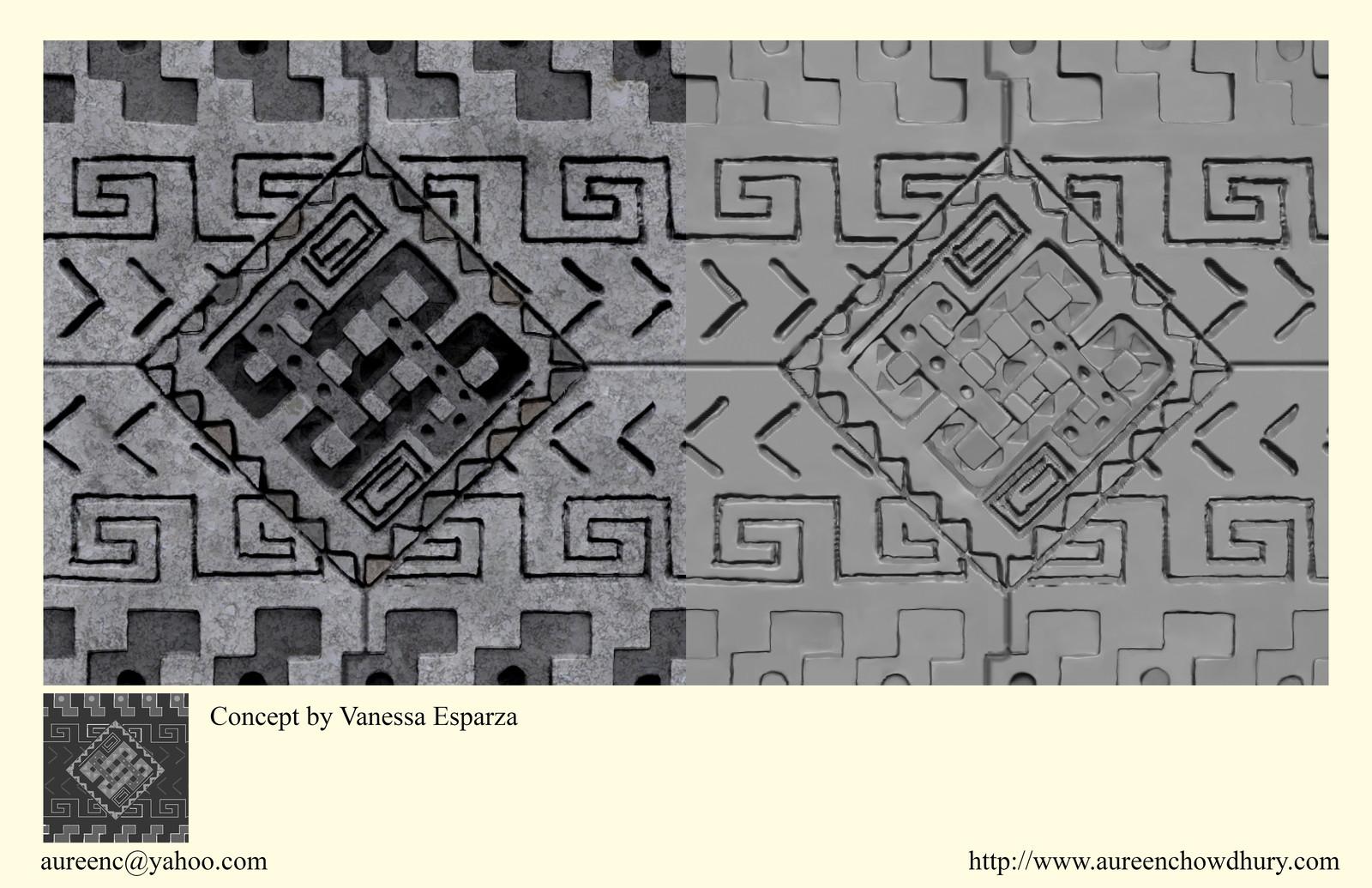 Stone Tile - Void