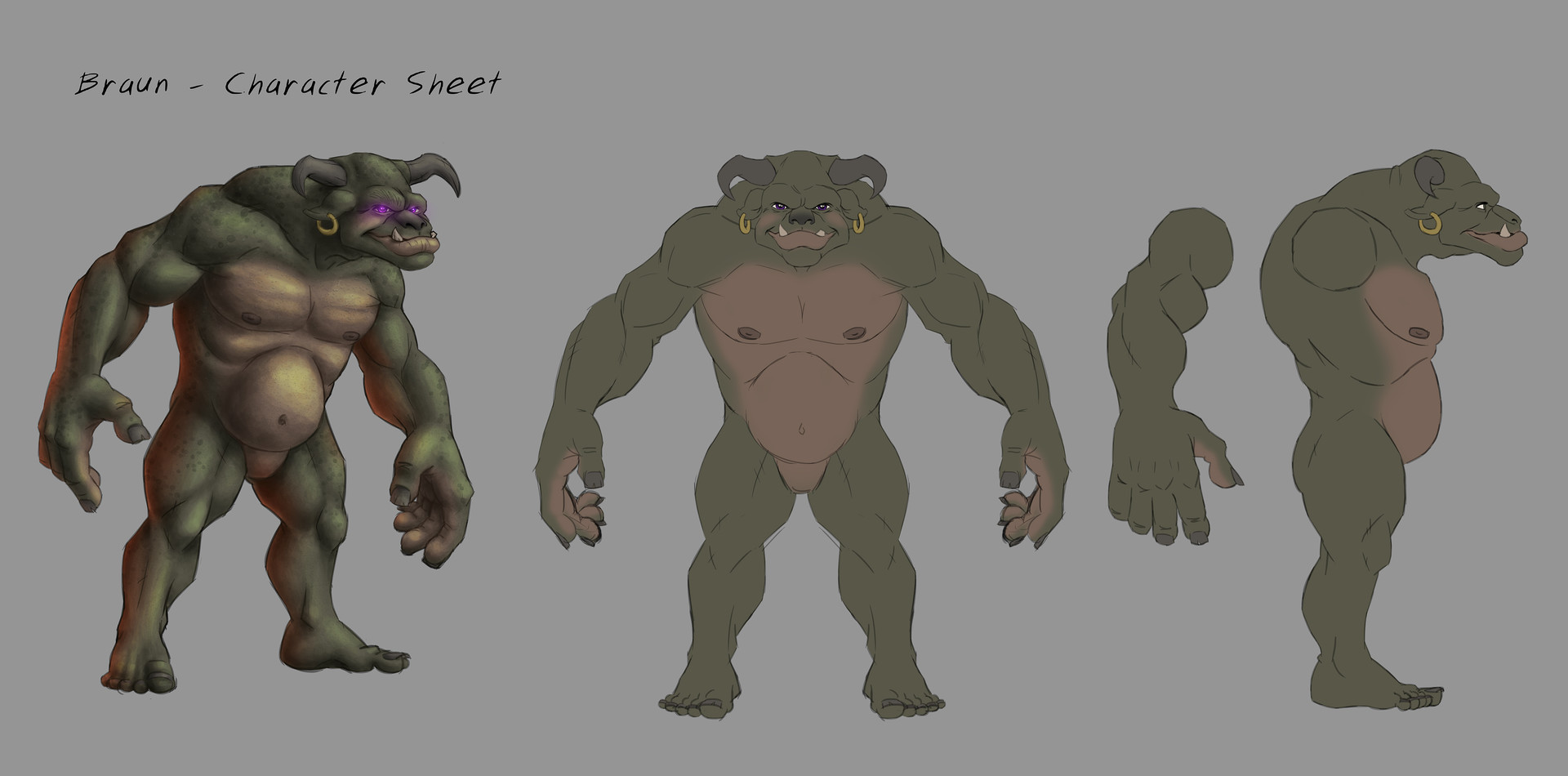 Brent kirby character sheet