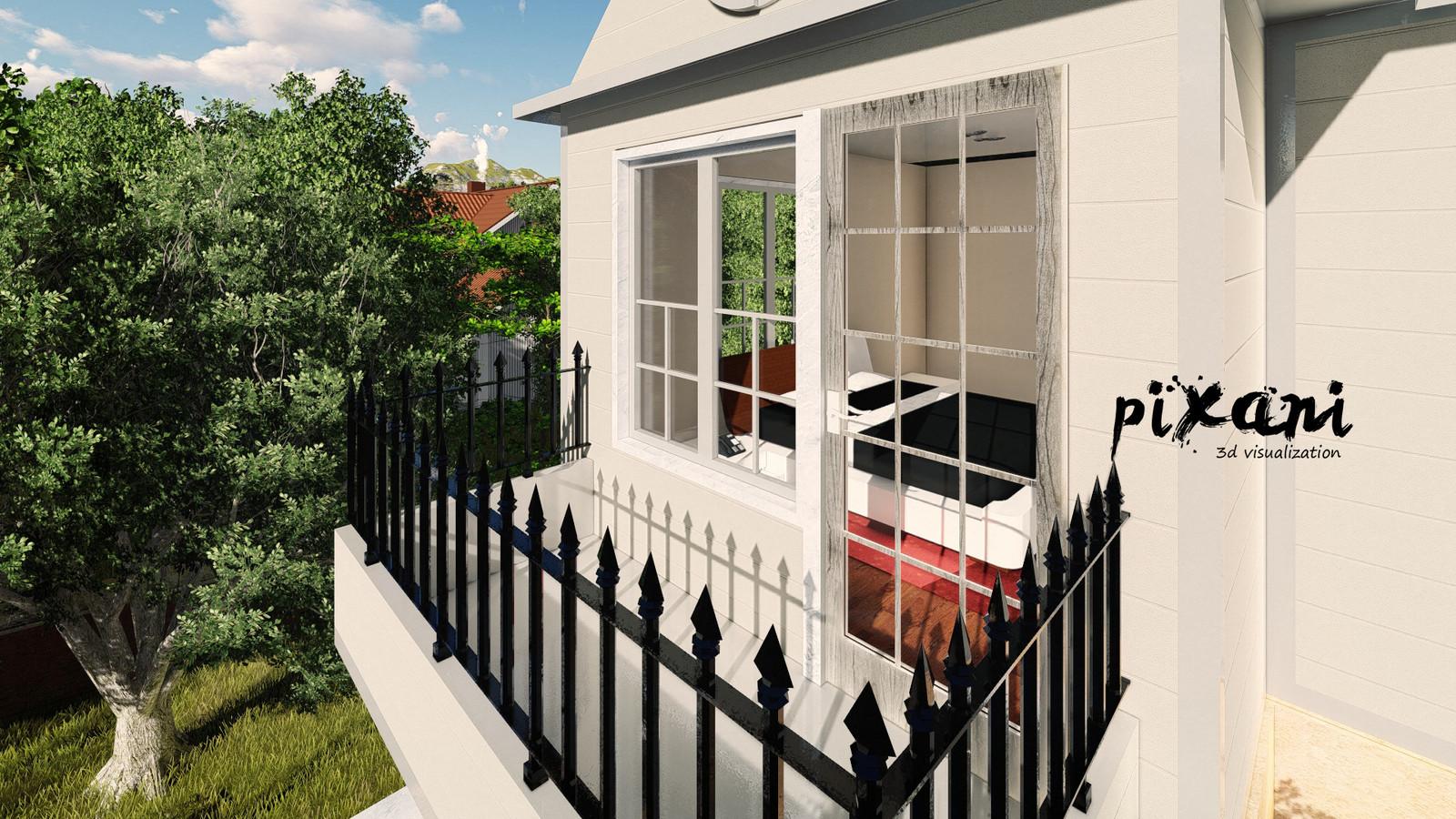 Venend Home Balcony