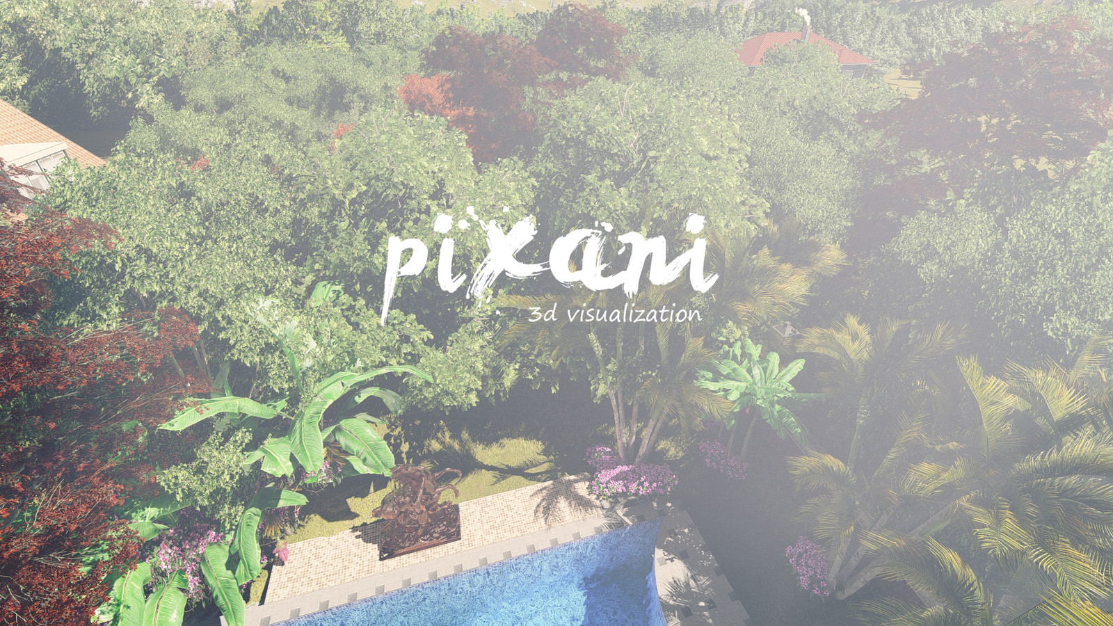 PIXANI 3D VISUALIZATION high-end visualization, rendering and animation