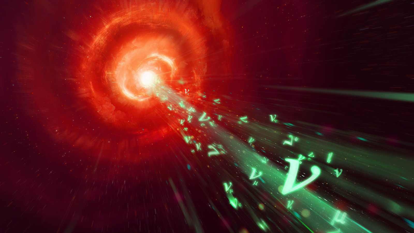 Neutrinos Linked With Cosmic Source for the First Time