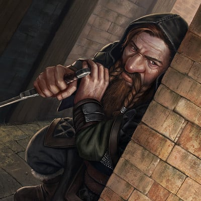 Alen rocha gunship revolution 01 thunderstone dwarf rogue hero v5 3
