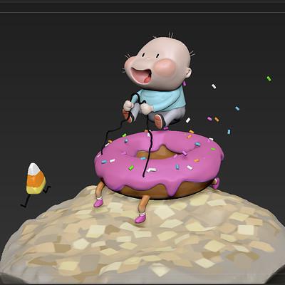 Dermot walshe donut 7