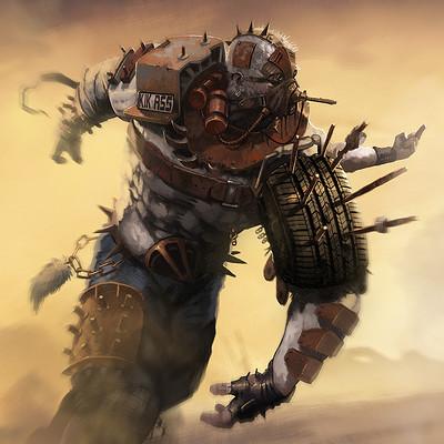 Bartek fedyczak mutant blur