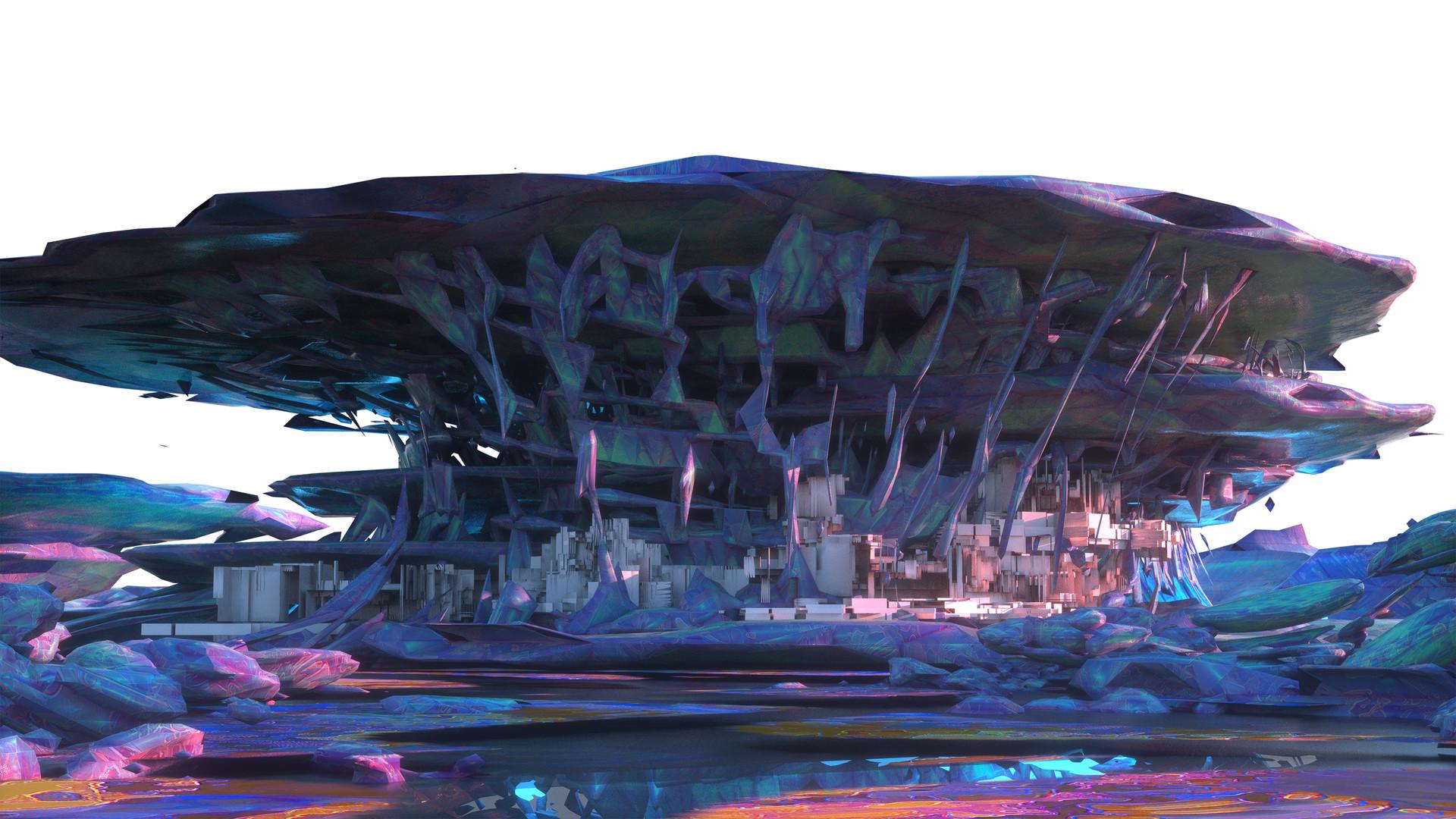 Leon tukker bioluminiscent render00873d