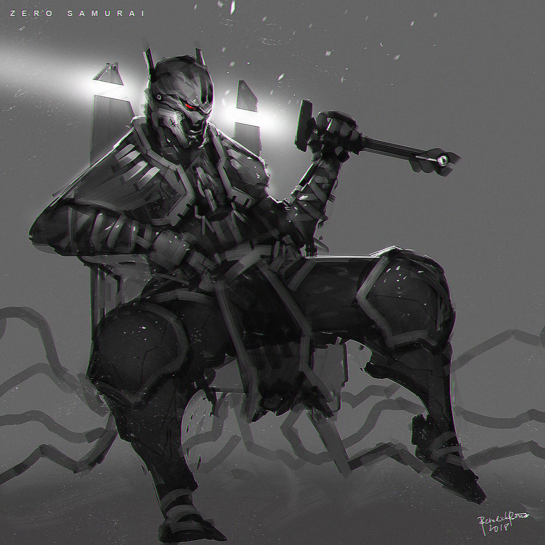 Benedick bana zero samurai2 lores