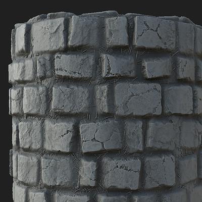 Danny tamez cobblestone1
