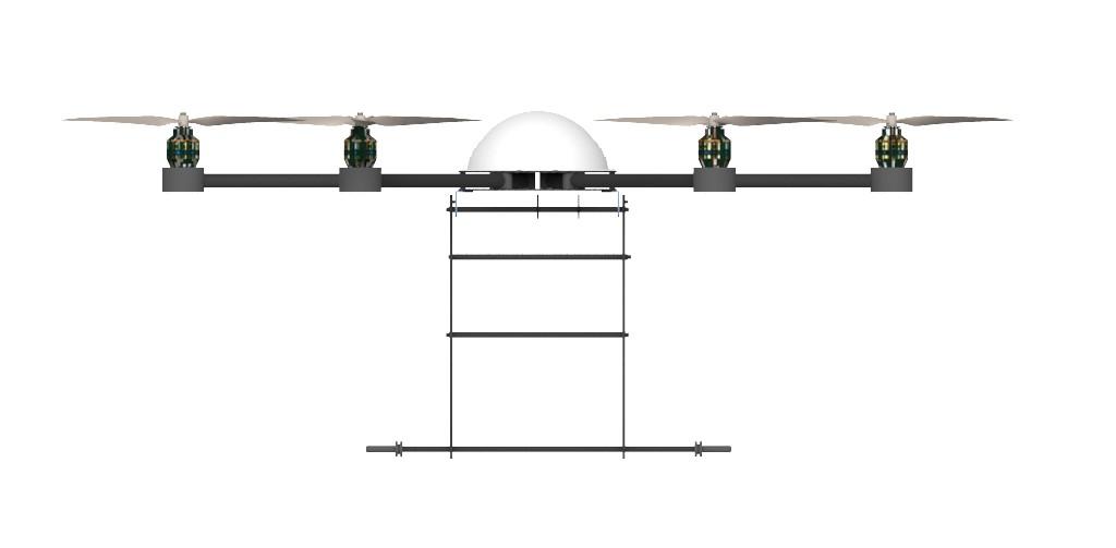 Drone Prototype Modeling