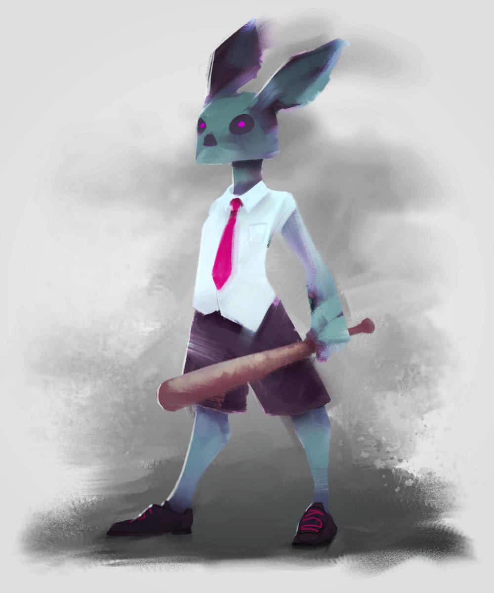 Yannick sala bunny
