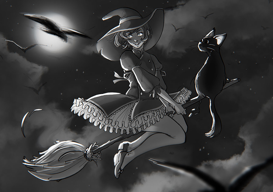 Monika mikucka witch