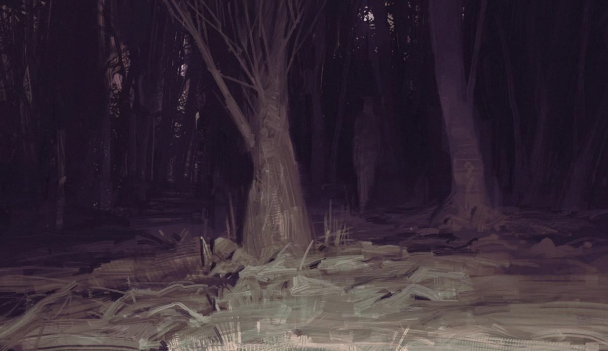 Dark Woods Victor Hugo Harmatiuk