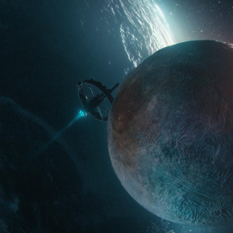Sci Fi Vis Dev: Planetscapes