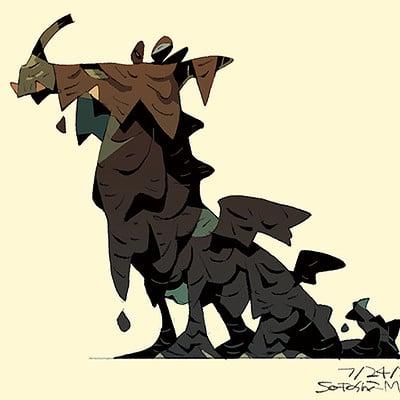 Satoshi matsuura 2018 07 23 sludge dragon s
