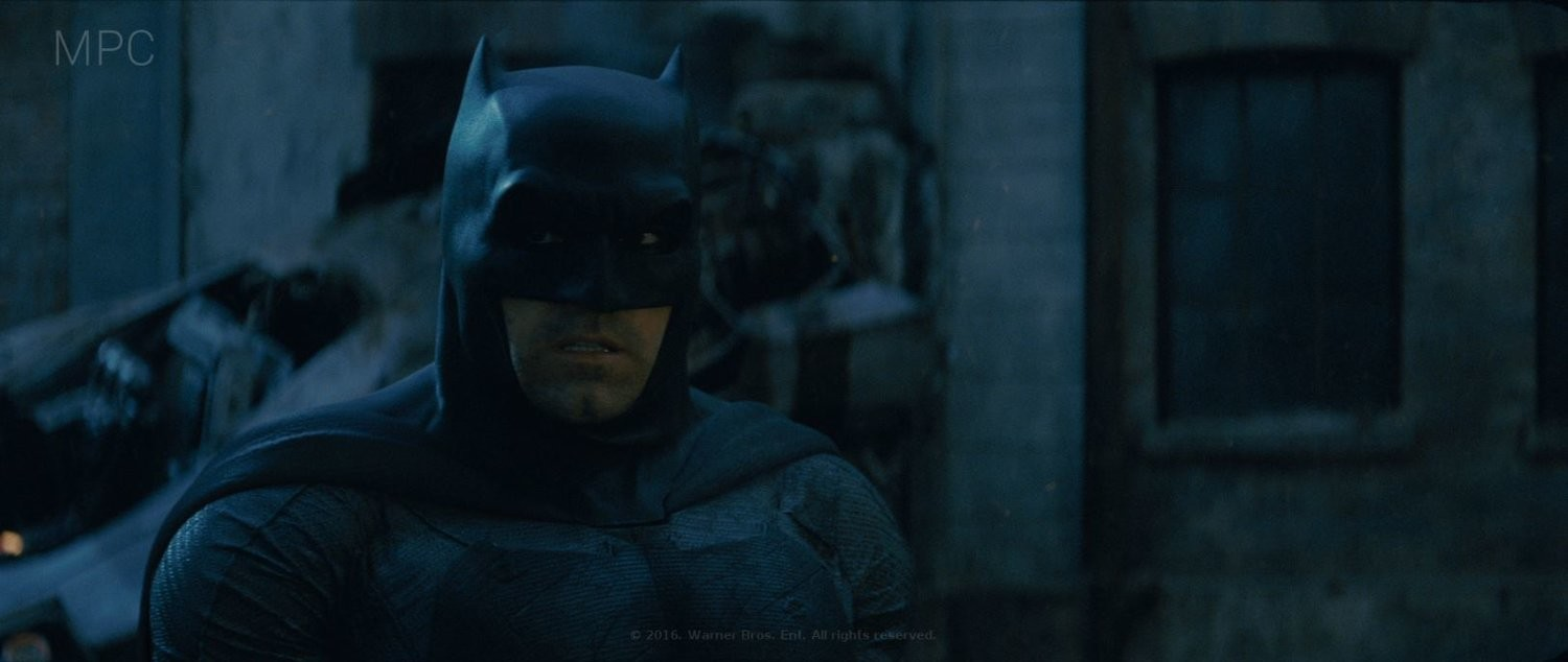 Responsible for look development on Batman's cape  and shot lighting