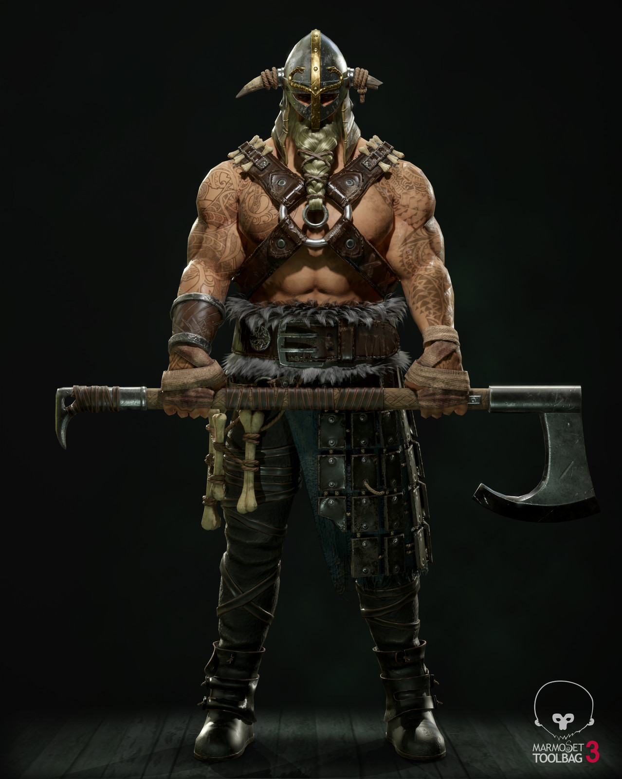 For Honor  Raider