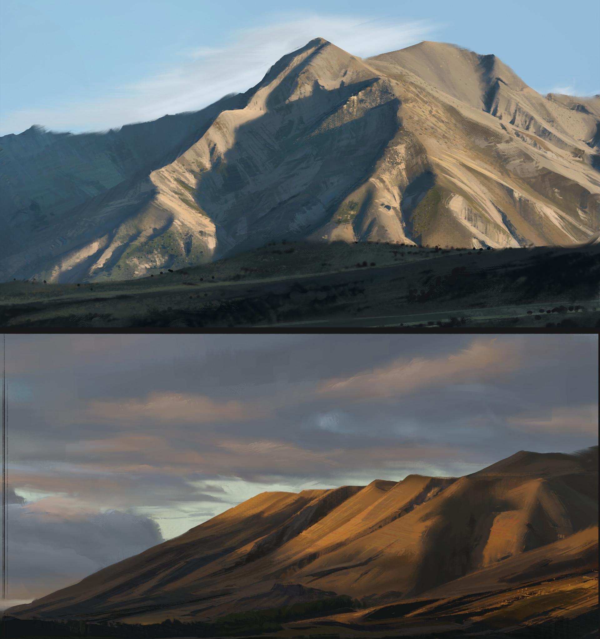 David fortin mountain 3