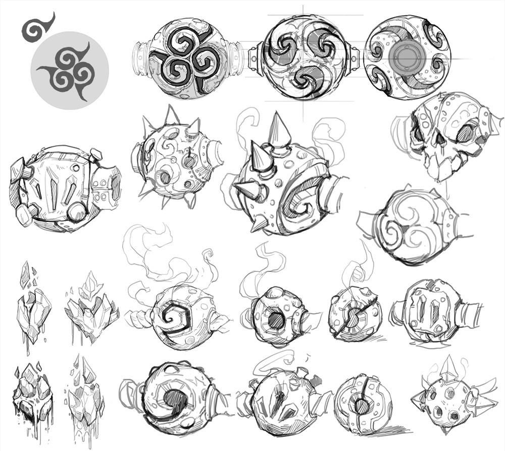 Rafael zanchetin 2 spheres 1