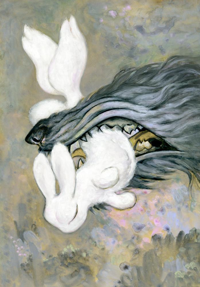 Yukari masuike white rabbit s