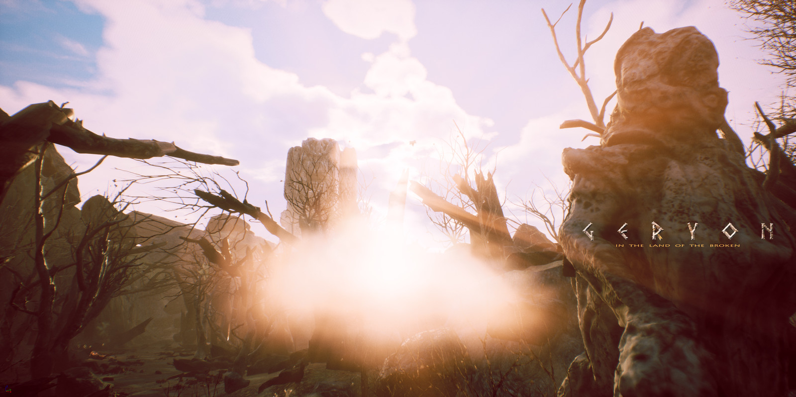 Geryon: In the Land of the Broken- PC UE4 Game Project- WIP