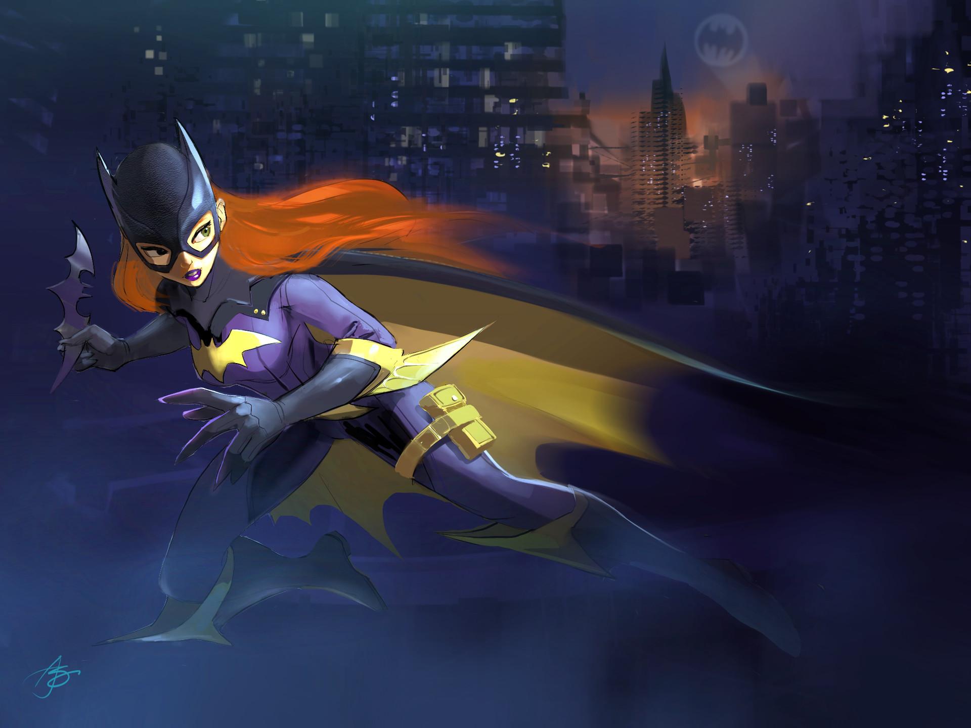 Allen song batgirl