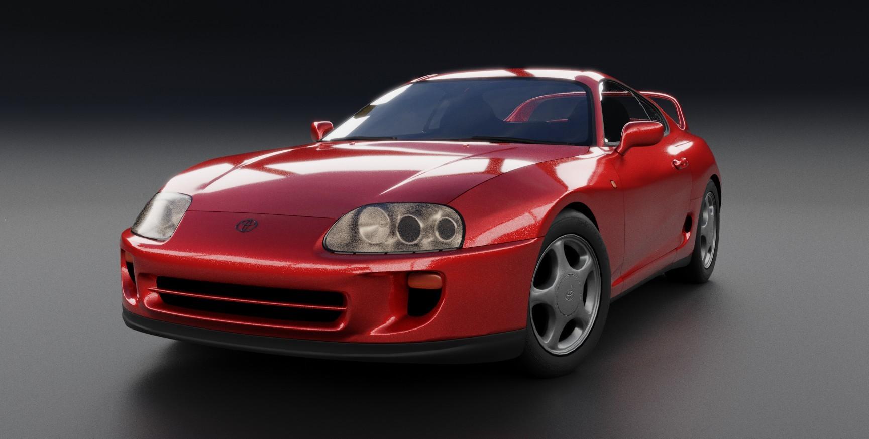 Kelebihan Toyota Supra Mk4 Spesifikasi