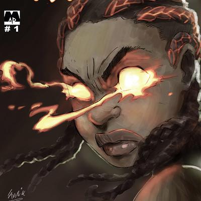 Gbenle maverick cover