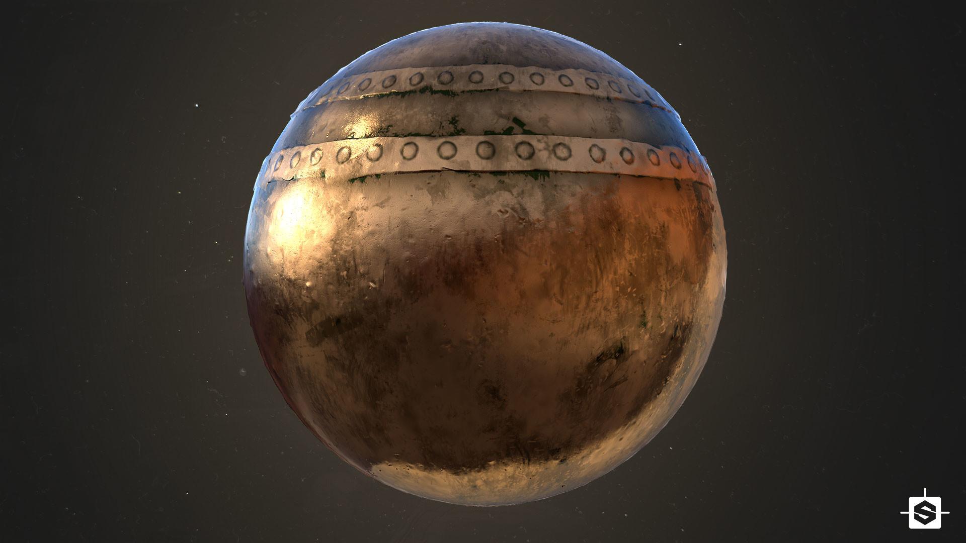 Ant skilton sphere