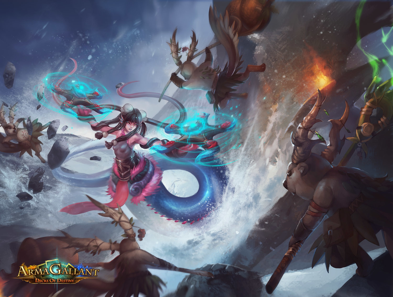 Naga Battle Poster