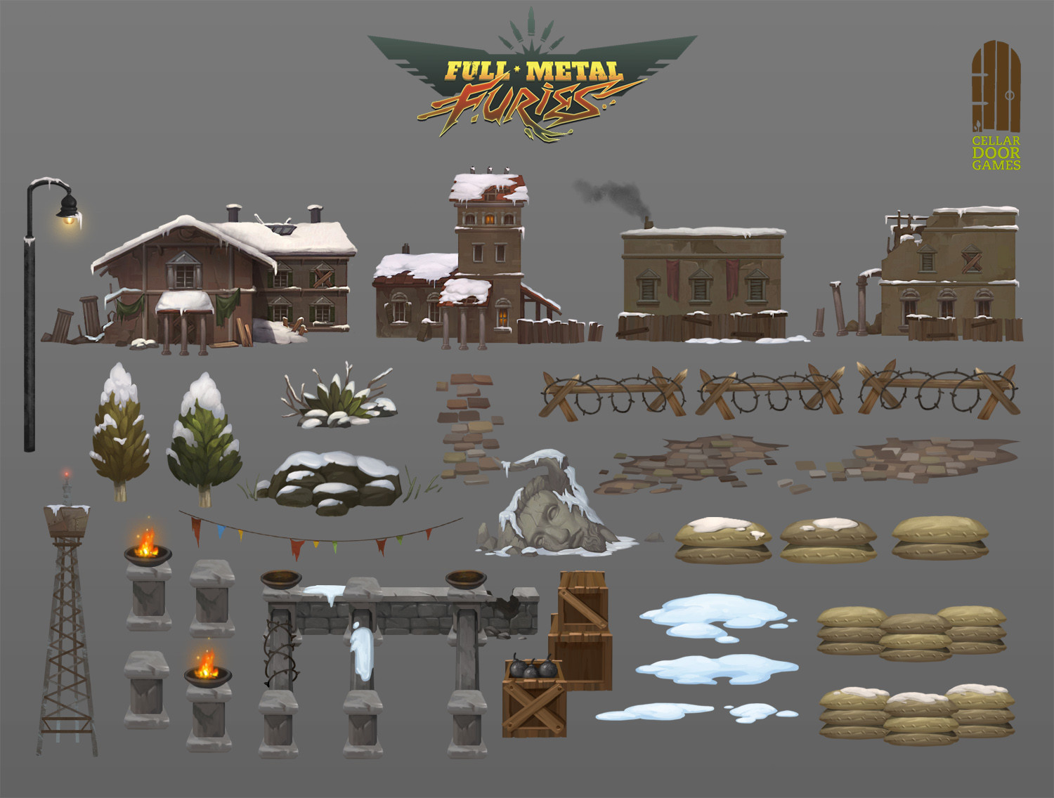 Snow World Assets (Thessaly)