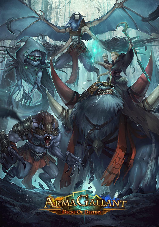 Dark Creatures Poster