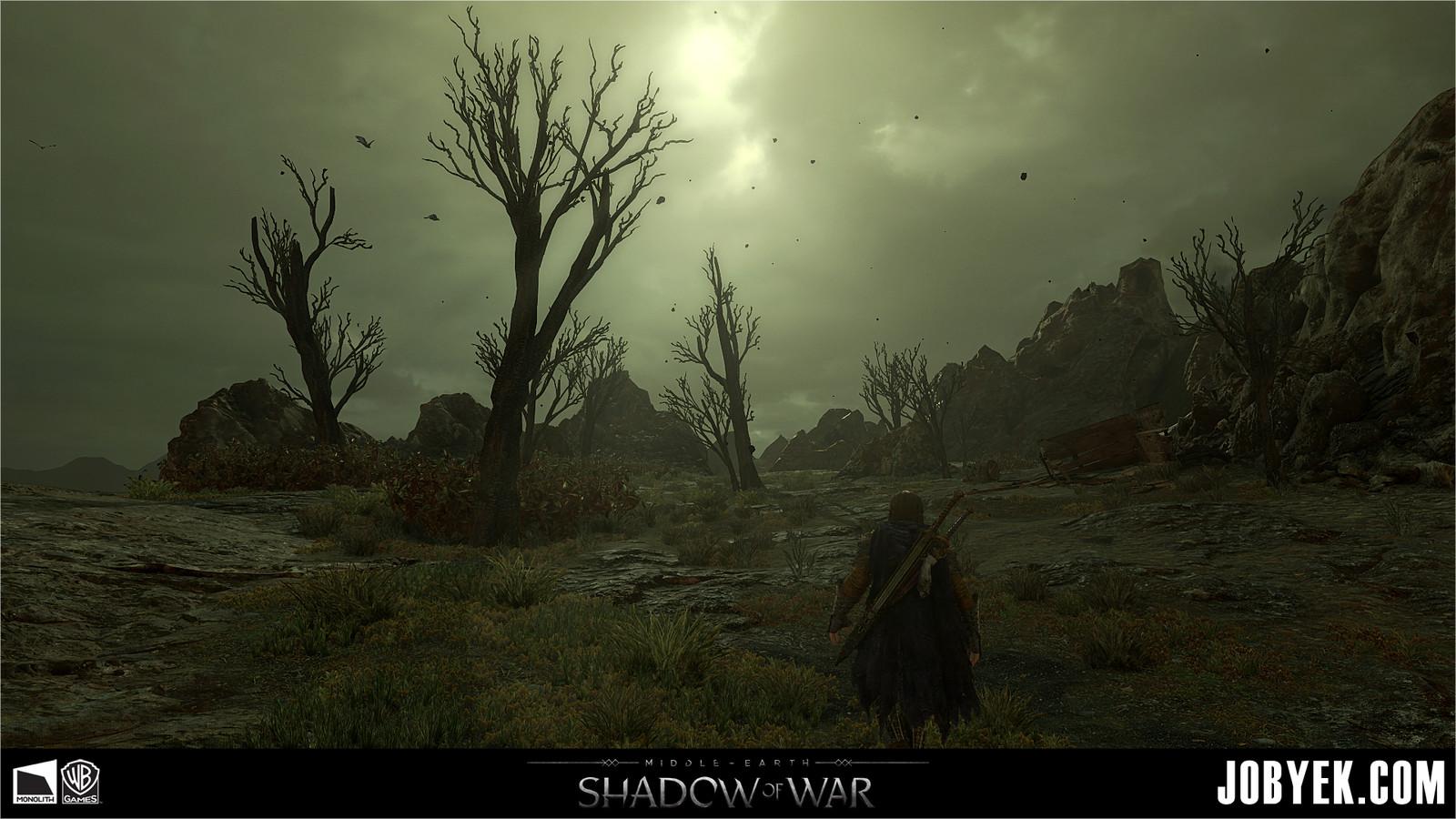 Gorgoroth - Open World